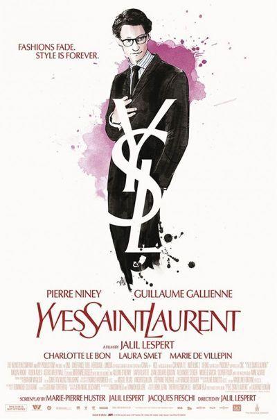Yves Saint Laurent – Plakát