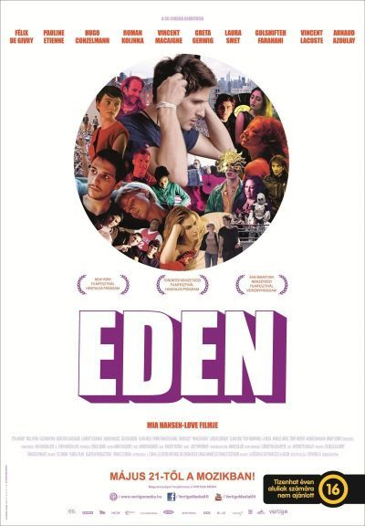 Eden – Plakát
