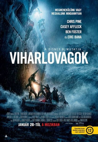 Viharlovagok – Plakát
