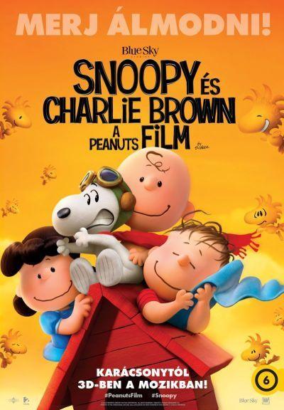 Snoopy és Charlie Brown - A Peanuts film – Plakát