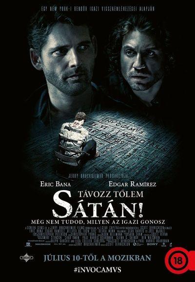 Távozz tőlem, Sátán! – Plakát