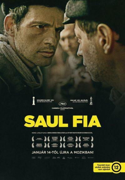 Saul fia – Plakát