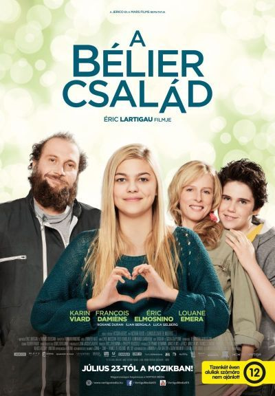 A Bélier család – Plakát