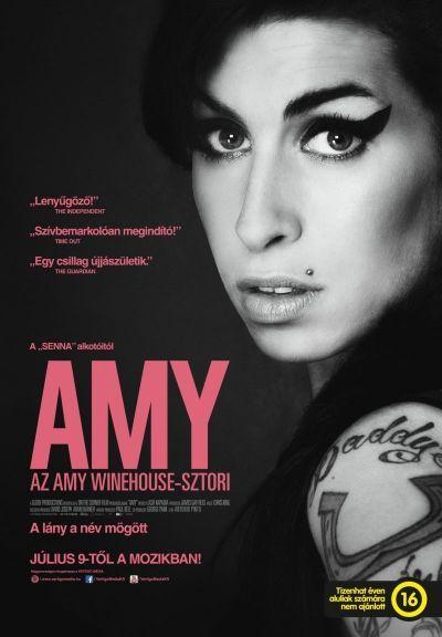 Amy - Az Amy Winehouse-sztori – Plakát