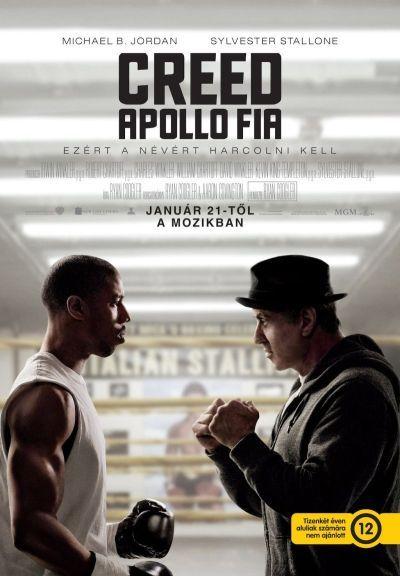 Creed - Apollo fia – Plakát