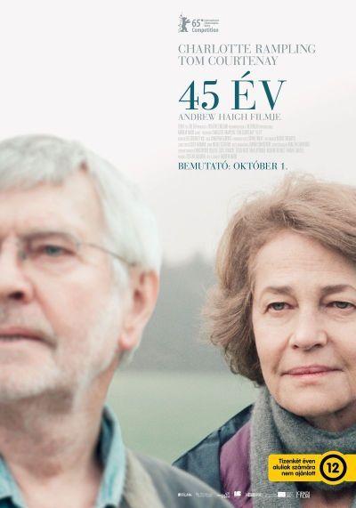 45 év – Plakát