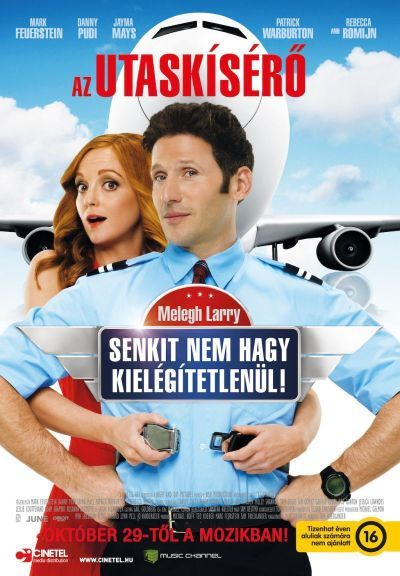 Az utaskísérő - Senkit nem hagy kielégítetlenül! – Plakát