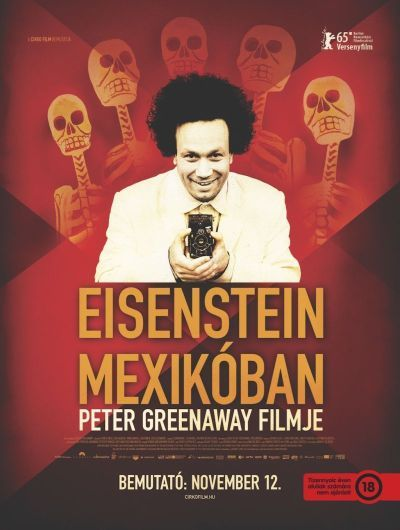 Eisenstein Mexikóban – Plakát