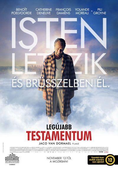 Legújabb testamentum – Plakát