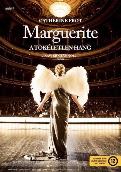 Marguerite - A tökéletlen hang – Plakát