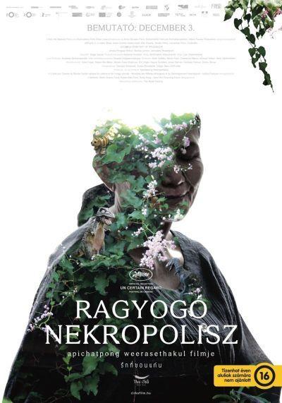 Ragyogó nekropolisz – Plakát
