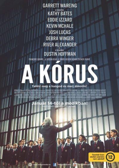 A kórus – Plakát