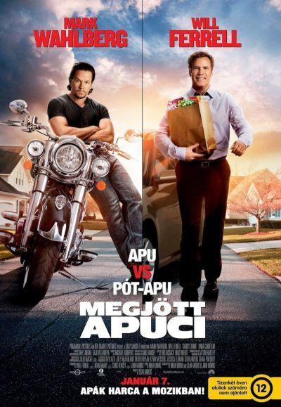 Megjött Apuci – Plakát