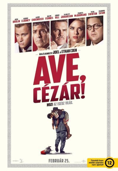 Ave, Cézár – Plakát