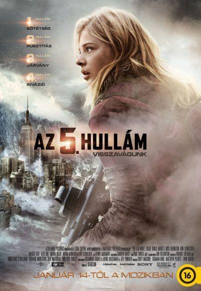 Az 5. hullám – Plakát