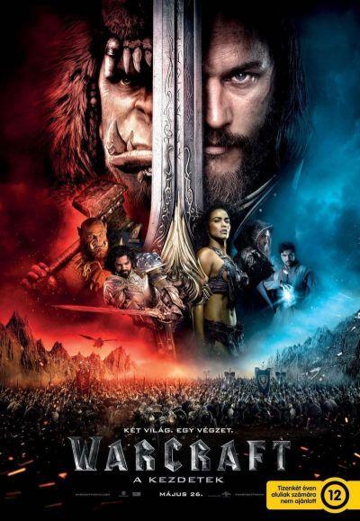 Warcraft: A kezdetek – Plakát