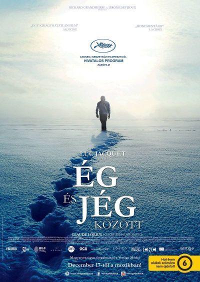 Ég és jég között – Plakát