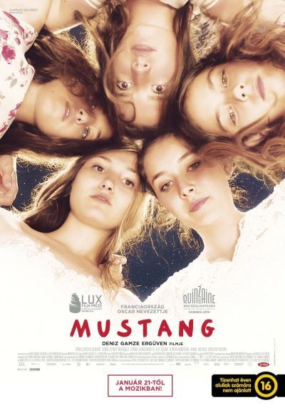 Mustang – Plakát