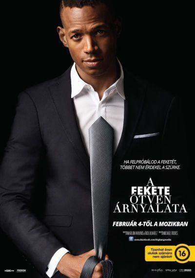 A fekete ötven árnyalata – Plakát