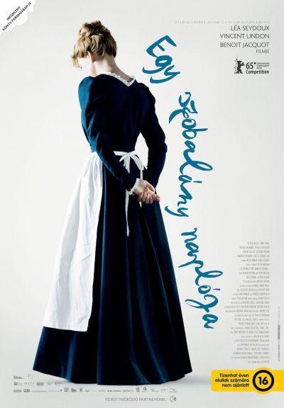 Egy szobalány naplója – Plakát