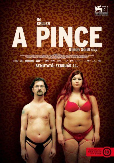 A pince – Plakát