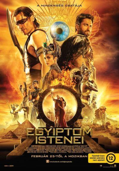 Egyiptom istenei – Plakát