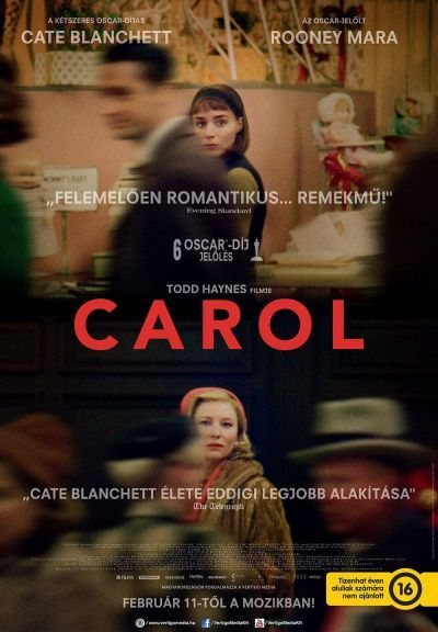 Carol – Plakát