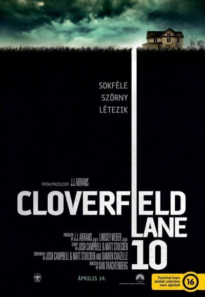 Cloverfield Lane 10 – Plakát
