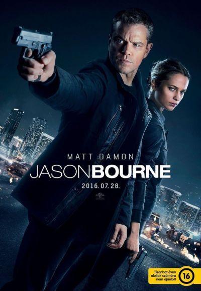 Jason Bourne – Plakát