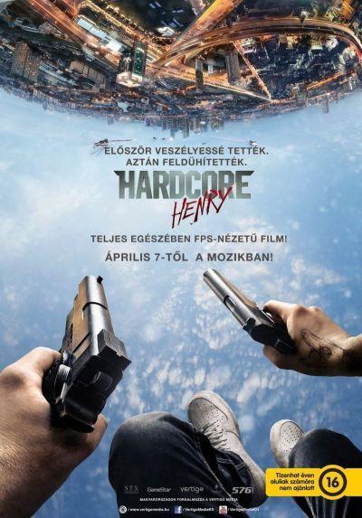 Hardcore Henry – Plakát