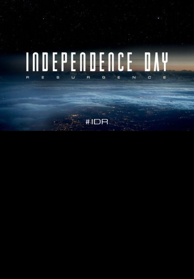 A függetlenség napja: Feltámadás – Plakát