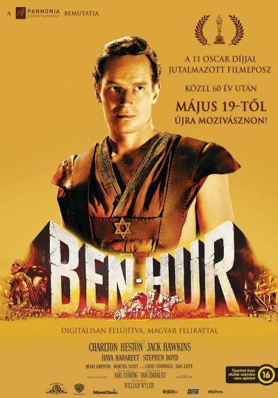 Ben Hur – Plakát