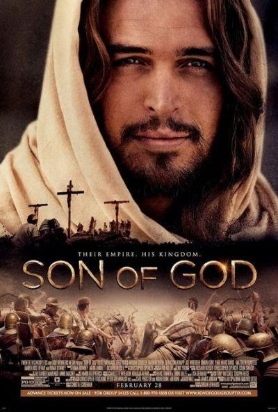 Isten fia – Plakát