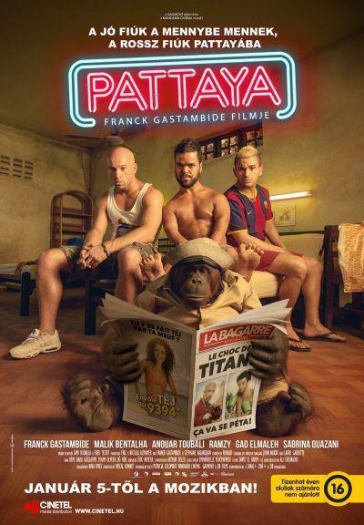 Pattaya – Plakát