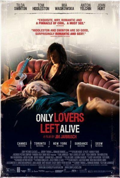 Halhatatlan szeretők – Plakát