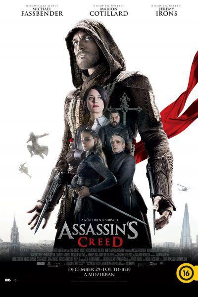 Assassin's Creed – Plakát