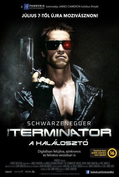 Terminátor - A halálosztó – Plakát