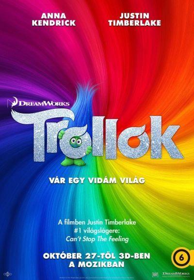 Trollok – Plakát