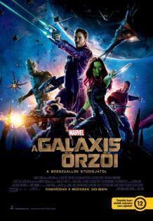 A galaxis őrzői – Plakát