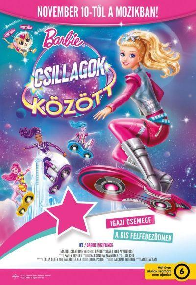 Barbie: Csillagok között – Plakát