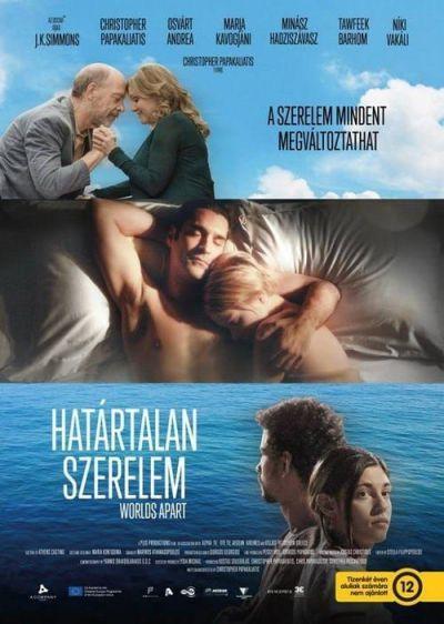 Határtalan szerelem – Plakát